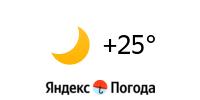 Яндекс.Ауа-райы