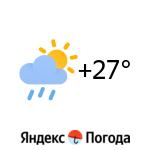 Погода в Барту:
