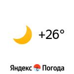 Погода в Алматы: