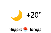 Weather  in Arkhangelsk
