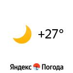 Погода в Нассау: